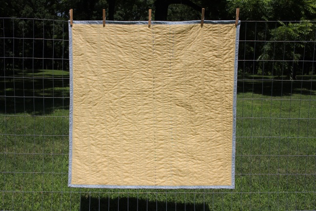 landscape baby quilt